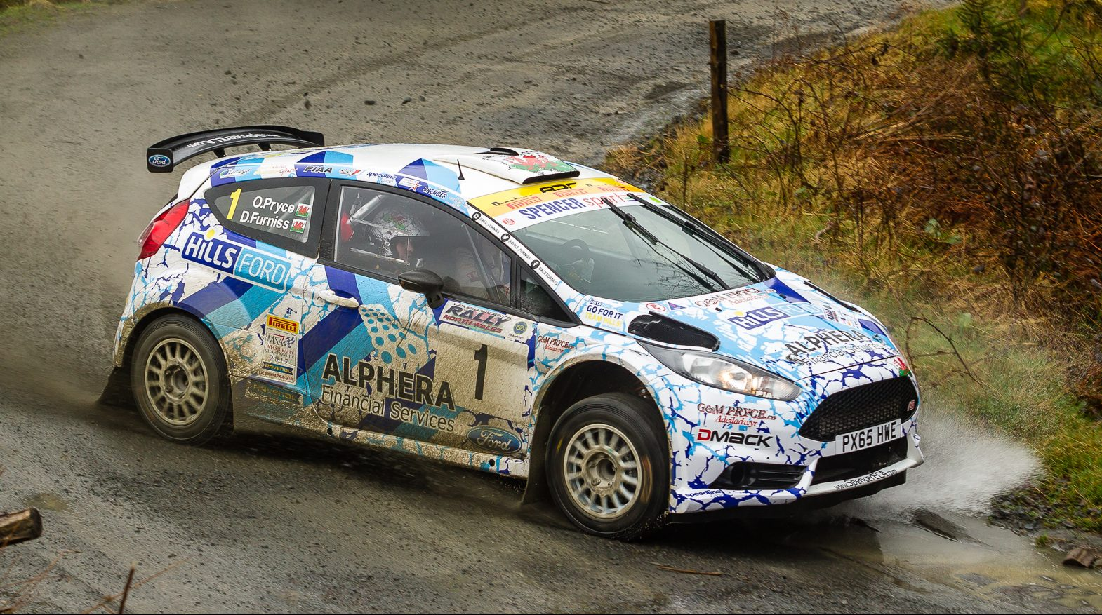 Rally North Wales partners with Rally 2WD – Rally North Wales